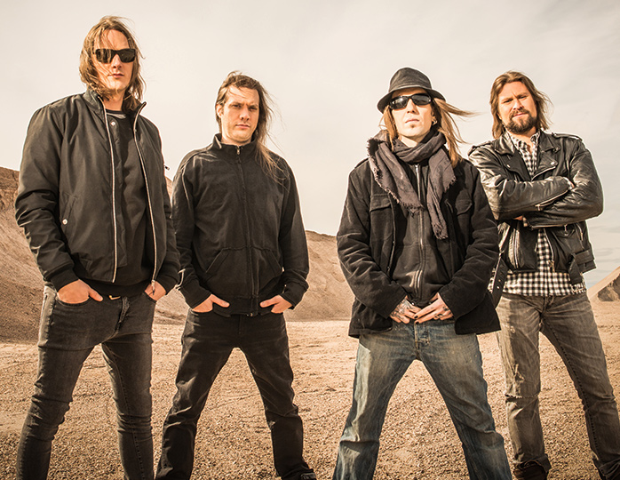 Children of Bodom с программой «20 Years Down & Dirty»