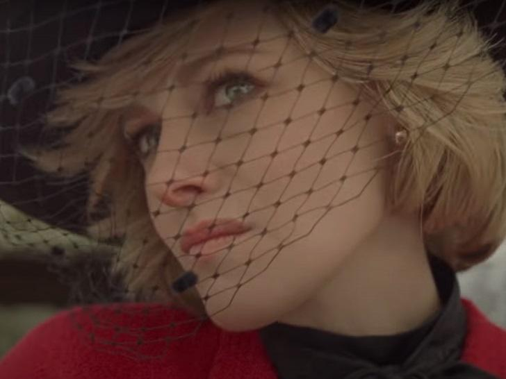 A new look at the princess: the trailer for the film with Kristen Stewart as Lady Diana released